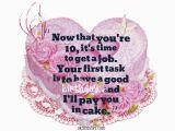 Happy 10th Birthday son Quotes Happy 10th Birthday Quotes Quotesgram