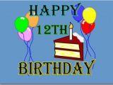 Happy 12th Birthday Quotes Happy Birthday 12th Wishes Love