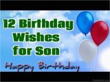 Happy 12th Birthday son Quotes Birthday Pictures Images Photos