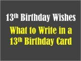 Happy 13th Birthday Quotes Funny Happy 13th Birthday son Quotes Quotesgram