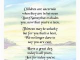 Happy 13th Birthday son Quotes 13th Birthday Quotes for son Quotesgram