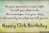 Happy 13th Birthday son Quotes Happy 13th Birthday son Quotes Quotesgram