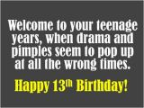 Happy 13th Birthday to My Daughter Quotes 13th Birthday Wishes What to Write In A Card Holidappy