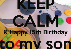 Happy 15th Birthday Quotes for son Happy 15th Birthday son Quotes Quotesgram