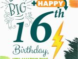 Happy 16th Birthday son Quotes for My Sweet Sixteen Happy 16th Birthday Wishes
