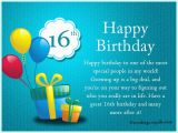 Happy 16th Birthday to My son Quotes Quotes About 16th Birthday 33 Quotes