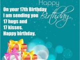 Happy 17th Birthday Wishes Quotes 17 Birthday Wishes Quotes