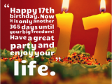 Happy 17th Birthday Wishes Quotes Happy 17th Birthday Quotes Http Www