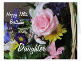 Happy 18th Birthday Flowers Daughter 18th Birthday Cake Ideas and Designs