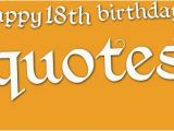 Happy 18th Birthday Quotes for Friends Happy 18th Birthday Quotes Quotes