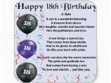 Happy 18th Birthday son Quotes 18 Birthday Quotes for son Quotesgram