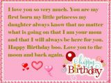 Happy 1st Birthday Quotes for My Daughter top 70 Happy Birthday Wishes for Daughter 2019