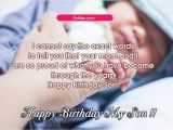 Happy 1st Birthday son Quotes From Mom 50 Most Beautiful son Birthday Quotes Best Birthday