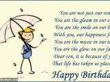 Happy 1st Birthday son Quotes From Mom Birthday Poems for son Page 3 Wishesmessages Com