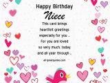 Happy 1st Birthday to My Niece Quotes Free Birthday Cards for Niece Happy Birthday Niece Jpg