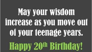 Happy 20th Birthday Funny Quotes Happy 20th Birthday Quotes Quotesgram
