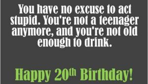 Happy 20th Birthday son Quotes 20th Birthday Wishes to Write In A Card Birthday Wishes