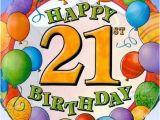Happy 21st Birthday Banner Blue 18 Quot Happy 21st Birthday Balloon Border Foil Balloons X2 Ebay