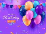 Happy 21st Birthday Banner Blue Birthday Background Vectors Photos and Psd Files Free