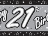 Happy 21st Birthday Banner Images 21st Birthday Banners Collection On Ebay