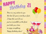 Happy 21st Birthday Girlfriend 21st Birthday Quotes and Wishes Wishesgreeting