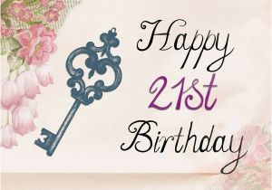 Happy 21st Birthday Girlfriend Happy 21st Birthday Quotes and Memes with Wishes