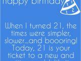 Happy 21st Birthday to My son Quotes Happy 21st Birthday Quotes Quotesgram