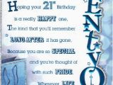 Happy 21st Birthday to My son Quotes Quotes son is 21 Quotesgram