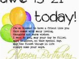 Happy 21th Birthday Quotes 21st Birthday Quotes and Wishes Wishesgreeting