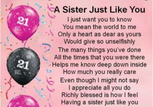Happy 21th Birthday Quotes 38 Best Images About 21st Birthday Sister Quotes On