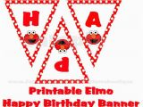Happy 2nd Birthday Banner Girl Free Printable Elmo Birthday Banner Zoom Party Ideas