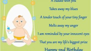 Happy 2nd Birthday Nephew Quotes Happy Birthday Baby Boy Quotes Quotesgram