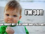 Happy 30th Birthday Memes Happy 30th Birthday Quotes and Wishes with Memes and Images