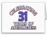 Happy 31st Birthday Funny Quotes Happy 31st Birthday Wishes Wishesgreeting