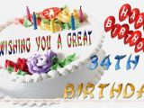 Happy 34th Birthday Quotes 34th Birthday Wishes Images and Sms Haryanvi Makhol