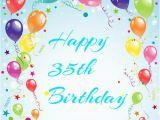 Happy 35th Birthday Quotes Birthdaybuzz