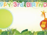 Happy 3rd Birthday Banners Children 39 S Birthday Ages Personalised Banners Partyrama