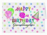 Happy 3rd Birthday Granddaughter Quotes 3rd Birthday Quotes Birthday Quotes