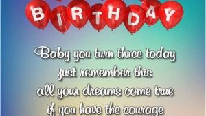 Happy 3rd Birthday Quotes for My Daughter Happy 3rd Birthday Wishes Images Quotes for Boy or Girl