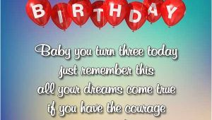 Happy 3rd Birthday son Quotes Happy 3rd Birthday to My son Quotes atletischsport