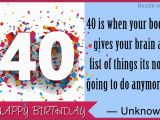 Happy 40 Birthday Funny Quotes 40th Birthday Quotes Packed with Humor and Wit