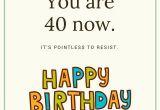 Happy 40 Birthday Funny Quotes Happy 40th Birthday Wishes