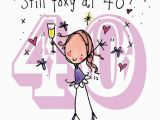 Happy 40 Birthday Girl Happy 40th Birthday Pictures Clipart Best