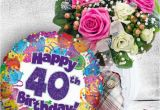 Happy 40th Birthday Flowers 8 Best order Send Get Well Flowers with Free Flowers