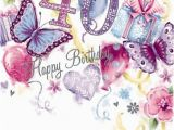 Happy 40th Birthday Flowers Birthday 30 Plus Birthday Cards Oxted Resources Ltd