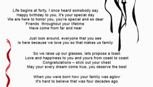 Happy 40th Birthday Quotes for Friends 40th Birthday Quotes for Friends Quotesgram