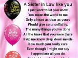 Happy 40th Birthday Quotes for Sister 24 Best Images About Sister In Law Gifts On Pinterest