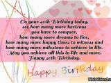 Happy 40th Birthday Quotes for Sister 40th Birthday Wishes
