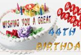 Happy 44th Birthday Quotes 44th Birthday Wishes Message and Wallpaper for Everyone