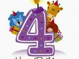 Happy 4th Birthday to My son Quotes 38 4th Birthday Wishes